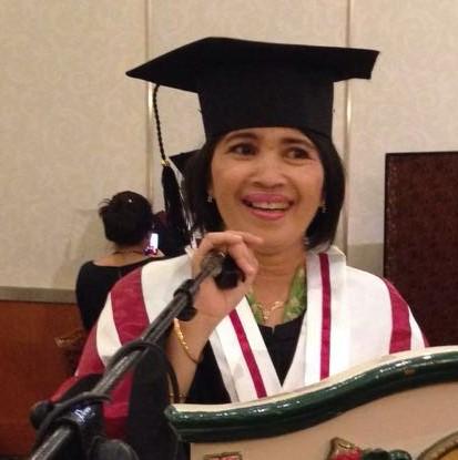 Dr.Nurhasanah Haspiaini, M.Si