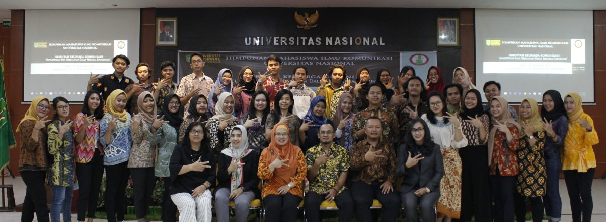 Orientasi Keluarga Komunikasi 2018/2019